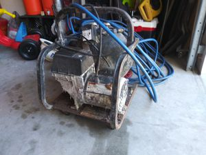 Air compressor with hose for Sale in Edgewater, FL