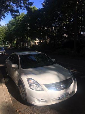 2012 Nissan Altima for Sale in Portland, OR
