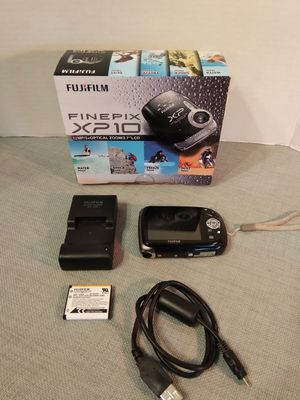 Fuji waterproof digital camera for Sale in Pembroke Pines, FL