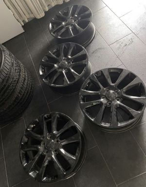 Jeep Grand Cherokee OEM Wheels for Sale in Pasadena, TX