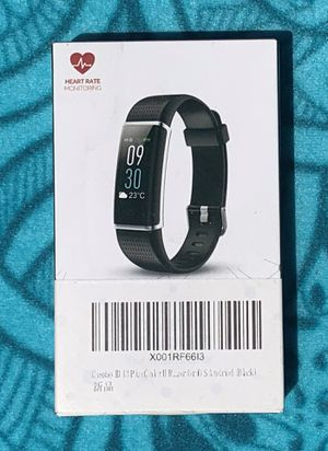 Smart Fitness tracker with Heart rate monitor for Sale in Fremont, CA