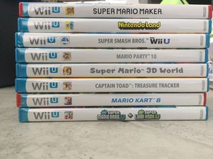Wii U Games for Sale in Wesley Chapel, FL
