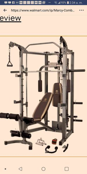 Marcy Smith machine for Sale in West Carson, CA