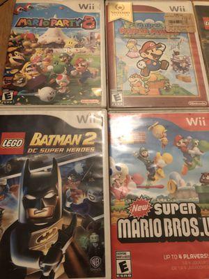 Wii/Nintendo GameCube bundle -13 for Sale in Corona, CA