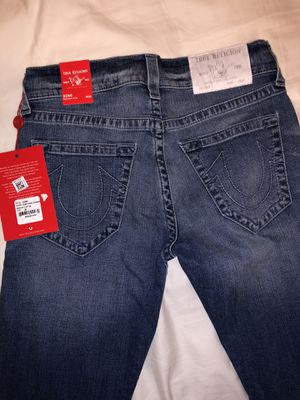 Brand new with tags men's True Religion jeans size 30 $100. Regular price was $199 for Sale in Hayward, CA