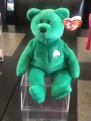 Beanie baby 'Erin' for Sale in San Bernardino, CA