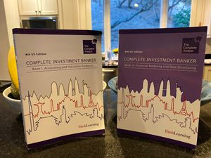 *BRAND NEW* Complete Investment Banker Book I and II - 4th Edition for Sale in San Francisco, CA