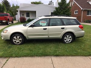 2005 Subaru outback five speed manual for Sale in Parma, OH
