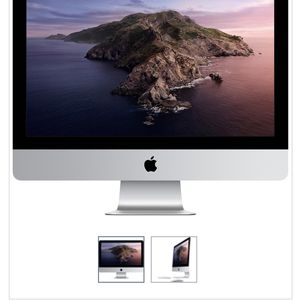 Apple iMac Desktop 21.5 inch i7 for Sale in Orange, CA