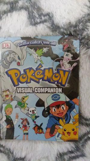 Pokemon visual companion book for kids for Sale in Hilo, HI