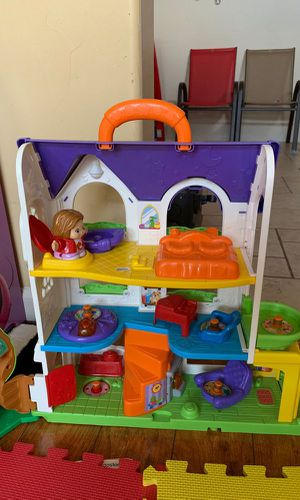 Vtech Kids playhouse with elevator and sound for Sale in Chandler, AZ
