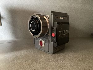 RED Scarlet-W Brain with PL Motion Mount for Sale in Salem, NH