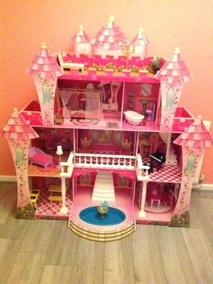 Barbie ultimate dream castle house for Sale in Kennewick, WA