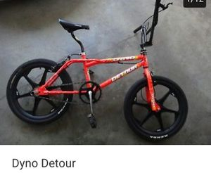 Dyno bmx detour for Sale in Evart, MI