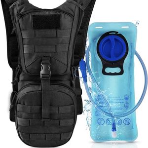 Hydration Pack Backpack Water Backpack & 2L Hydration Water Bladder for Cycling Hiking Running for Sale in Annandale, VA