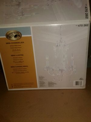 New in box Mini Chandelier for Sale in St. Louis, MO