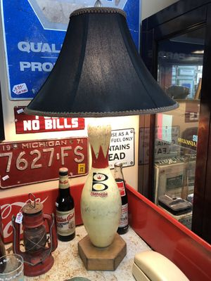 Vintage bowling pin lamp for Sale in West Palm Beach, FL