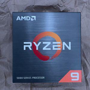 AMD Ryzen 9 5900X 4th Gen 12-core, 24-threads Unlocked Desktop Processor Without Cooler for Sale in San Jose, CA