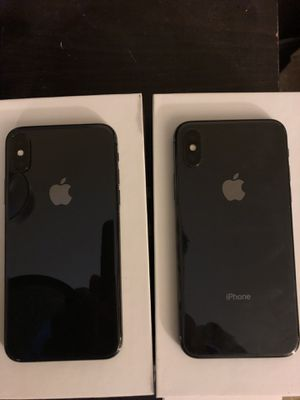 iPhone X 64GB for Sale in Hoboken, NJ