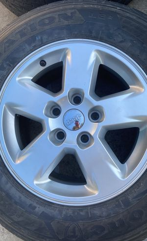 2011 Jeep Grand Cherokee wheels for Sale in Manchester, MO