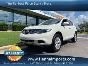 2013 Nissan Murano for Sale in Raleigh, NC