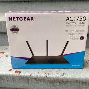 Net gear AC1750 Smart WiFi router for Sale in Oakland, CA