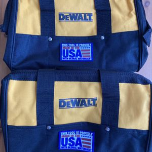 DEWALT Tool Bag 13 in. 2-Pack Brand New for Sale in Mamaroneck, NY
