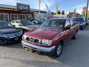 2000 Nissan Frontier XE 5-speed for Sale in Tacoma, WA
