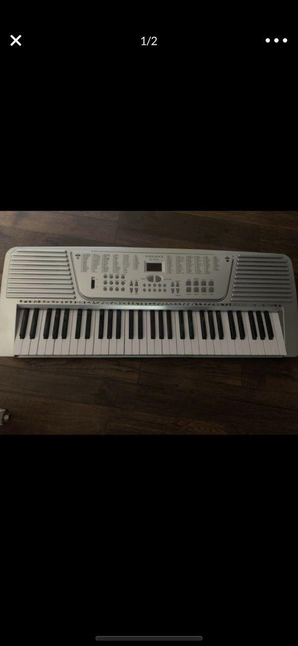 Brand new piano
