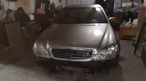 Mercedes s500 for Sale in Victorville, CA
