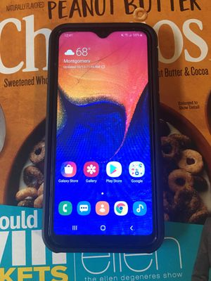 Samsung A10E for Sale in Montgomery, AL