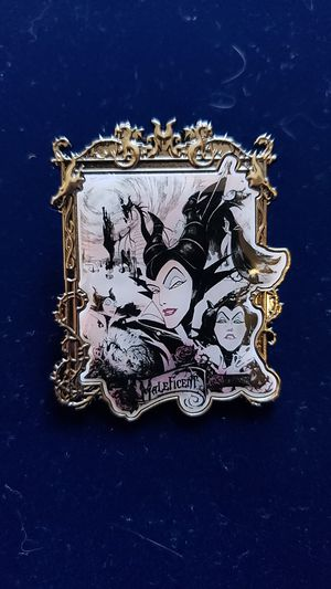 Maleficent Disney Trading Pin for Sale in Los Angeles, CA