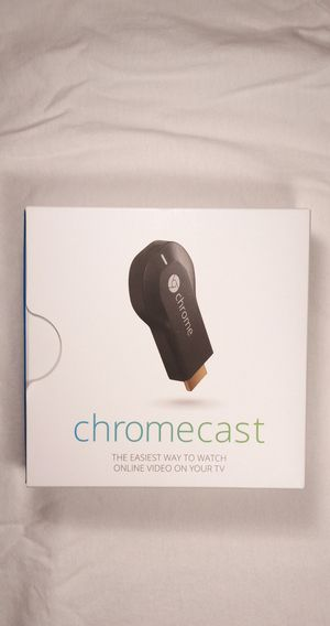 1st Generation Chromecast for Sale in Arlington, TX