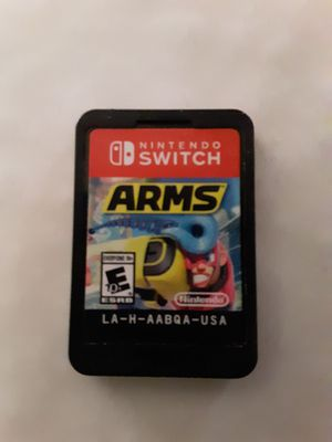 Nintendo switch game for Sale in Dinuba, CA