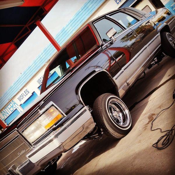 84 Cadillac