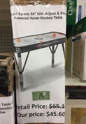 Air powered hockey table for Sale in San Leandro, CA