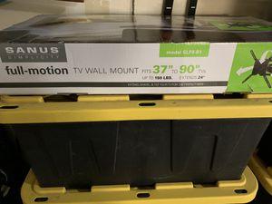 Heavy duty tv wall mount. for Sale in Gold Bar, WA