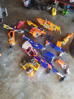 Nerf guns for Sale in San Lorenzo, CA