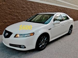 $6OO🔥 Very nice 🔥 2005 Acura TL Sedan Runs and drive very smooth clean title!!!! for Sale in Garrison, MD