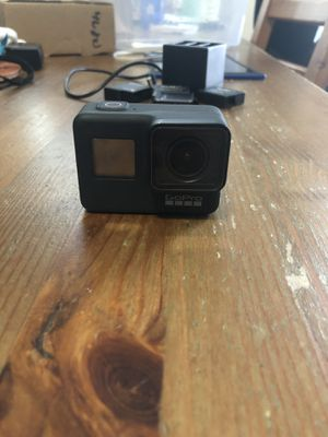 GoPro Hero 7 Black with accessories for Sale in Manchester, CT