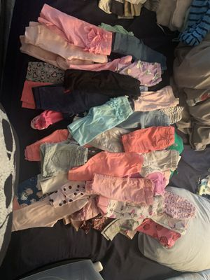 Baby girl clothes lot for Sale in Washington, DC