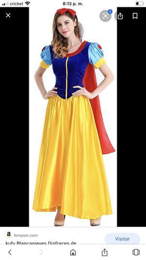 Vestido medida de adultos L de Blanca Nieves for Sale in Somerton, AZ
