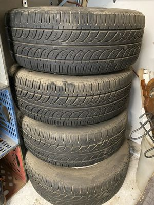 4 Tires/rims for 95 Lexus LS400 - all purpose Bridgestone Turanza LS-V for Sale in Maryland Heights, MO