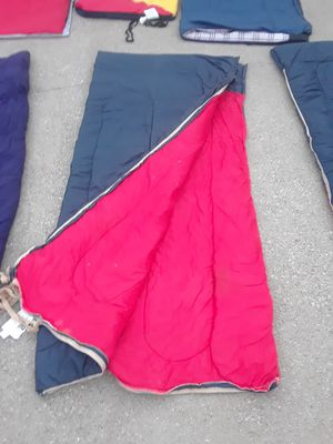 SLEEPING BAGS / CAMPING ITEMS for Sale in Arlington, TX