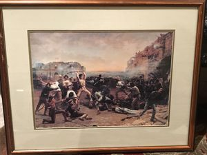 Alamo Print Portrait for Sale in Nashville, TN