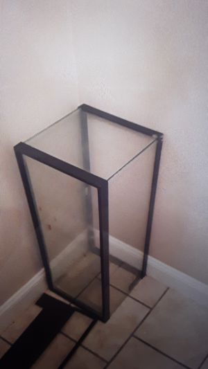 Fish tank was used a long time ago not been used recently for Sale in Abingdon, VA