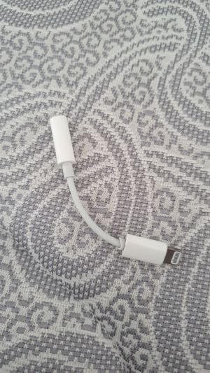 IPhone adapter for sale $ 15 for Sale in Long Beach, CA