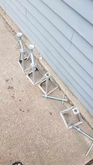 Trailer leveling jacks for Sale in Kaysville, UT
