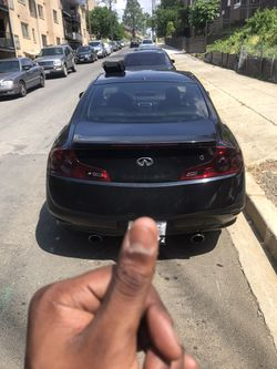 Infiniti G 35 Coupe for Sale in Washington,  DC