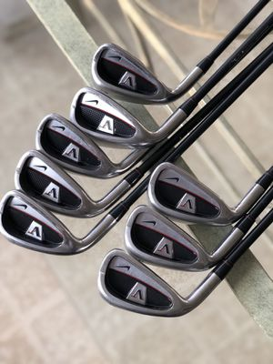 Nike VR Golf 4-AW Left handed Iron Set for Sale in West Springfield, VA